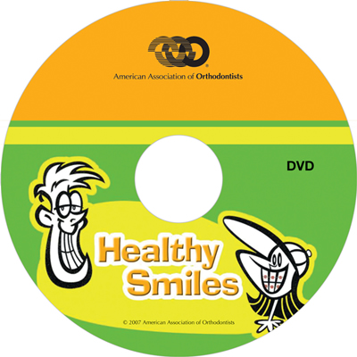 Healthy Smiles DVD